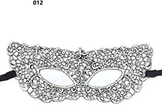 Perfect Party Decoration Holiday Accessories Lace Half Face Mask Halloween Party Dance Party Eye Mask(012)