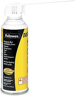 Fellowes Air Duster, 134A Liquefied Gas, 10oz Can