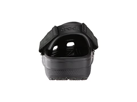 Crocs Yukon Vista Clog Black/Black Sale Pay With Paypal Geniue Stockist Cheap Online Best Place Sale Online aSojJDKJ