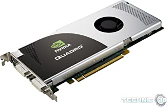 nVIDIA Quadro FX 3700 GDDR3 DVI PCI-E X16 512MB Dell 0KY246 FX3700 Video Card