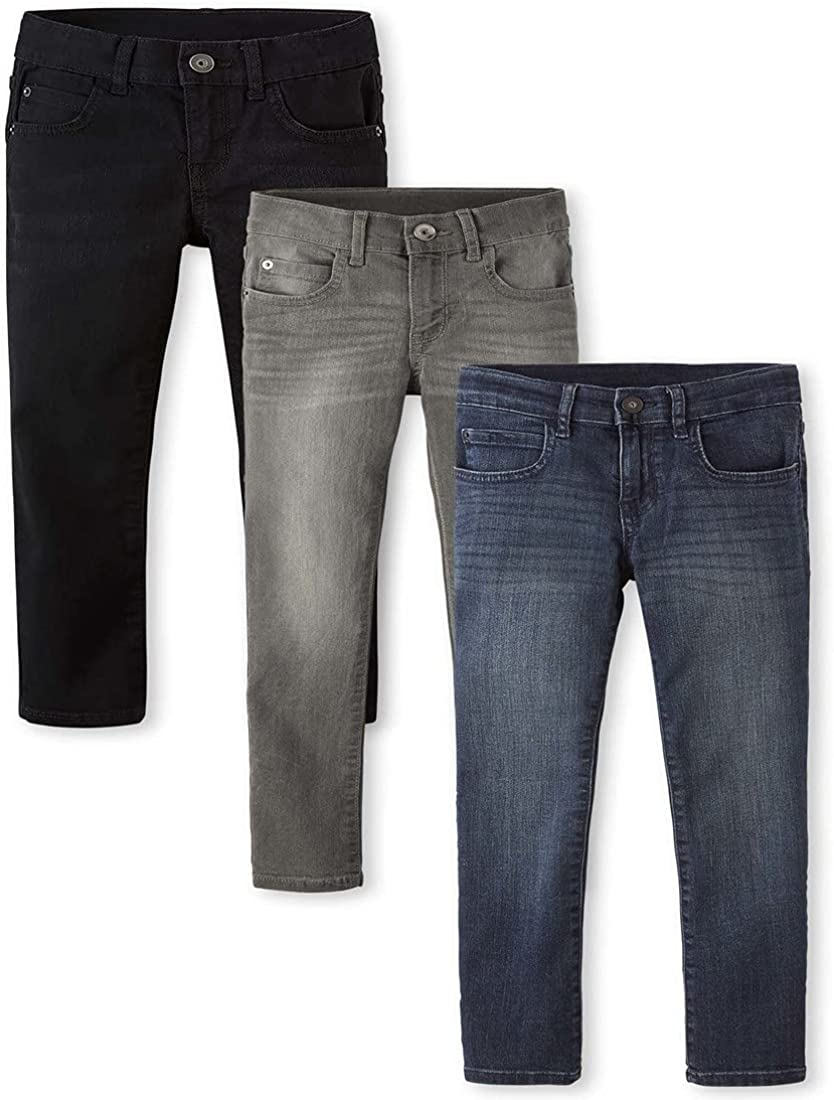 Reservation The Children's Challenge the lowest price Place Boys' Super Stretch Jeans Skinny