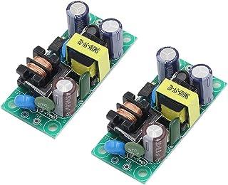 HiLetgo 2pcs AC-DC 220V to 9V Isolated Switching Power Supply Power Supply Module Board