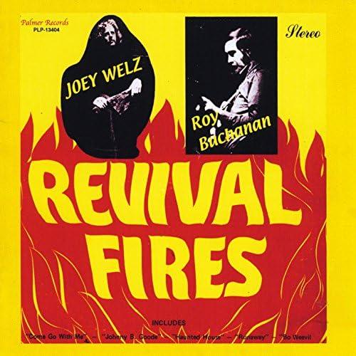 Joey Welz feat. Roy Buchanan