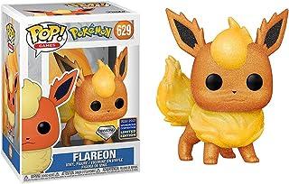Pokemon: Flareon (Diamond Glitter) - Figura de vinilo Pop!