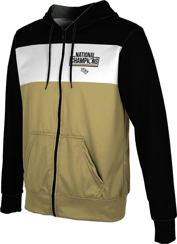 Long Beach Mall UCF National Champions Popular overseas Men's Zipper Sweats School Hoodie Spirit