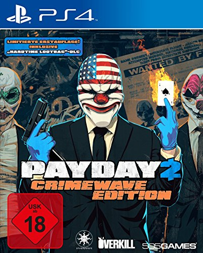 Payday 2 - Crimewave Edition - [PlayStation 4]