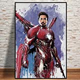 Popular Jigsaw Puzzles Steel Man Comics Movie Adults Wooden Puzzle Picture Family DIY Educational Jigsaws Toys Game 1000 Pieces(ROUZE)