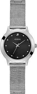 Guess Chelsea Quartz Black Dial Ladies Watch W1197L1