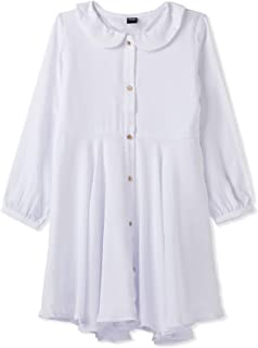 Iconic Shirt Dress For Girls