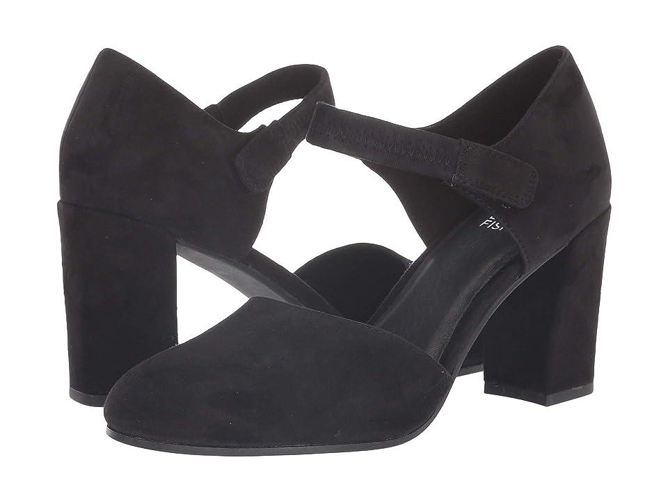 Eileen Fisher Malta (Black Velvet) High Heels