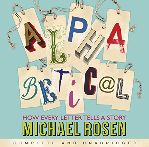 Alphabetical audiobook cover art