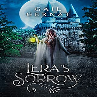 Lera's Sorrow: A Coming of Age Fantasy audiobook cover art