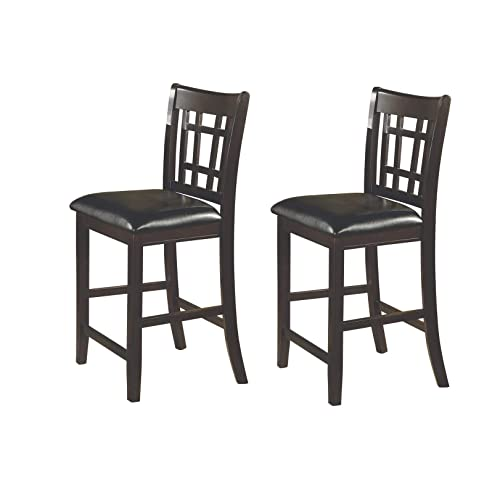 Awe Inspiring Pub Chairs Amazon Com Frankydiablos Diy Chair Ideas Frankydiabloscom