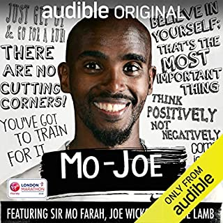 Mo-Joe: An 18-Week Marathon Training Diary cover art