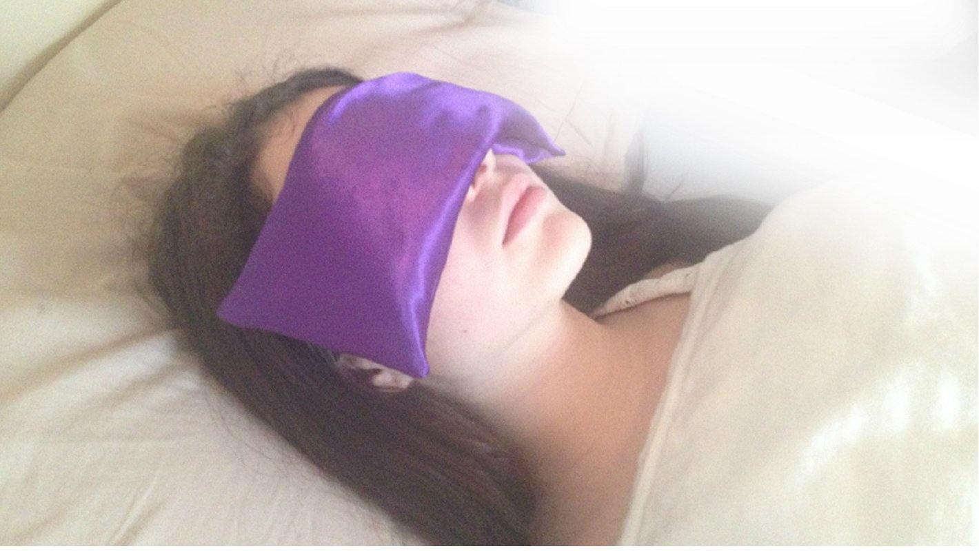 AyaZen Lavender Eye Pillow