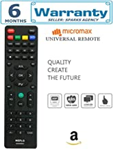 Micromax Series 3 TV Led/Lcd Remote Control By MEPL (Please match the images before purchase)