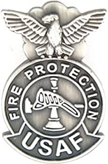 Best us air force fire protection badge Reviews