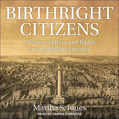 Birthright Citizens cover art
