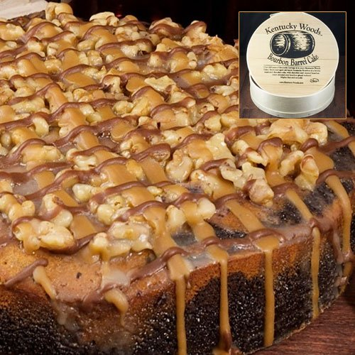 Kentucky Woods Bourbon Barrel Cake