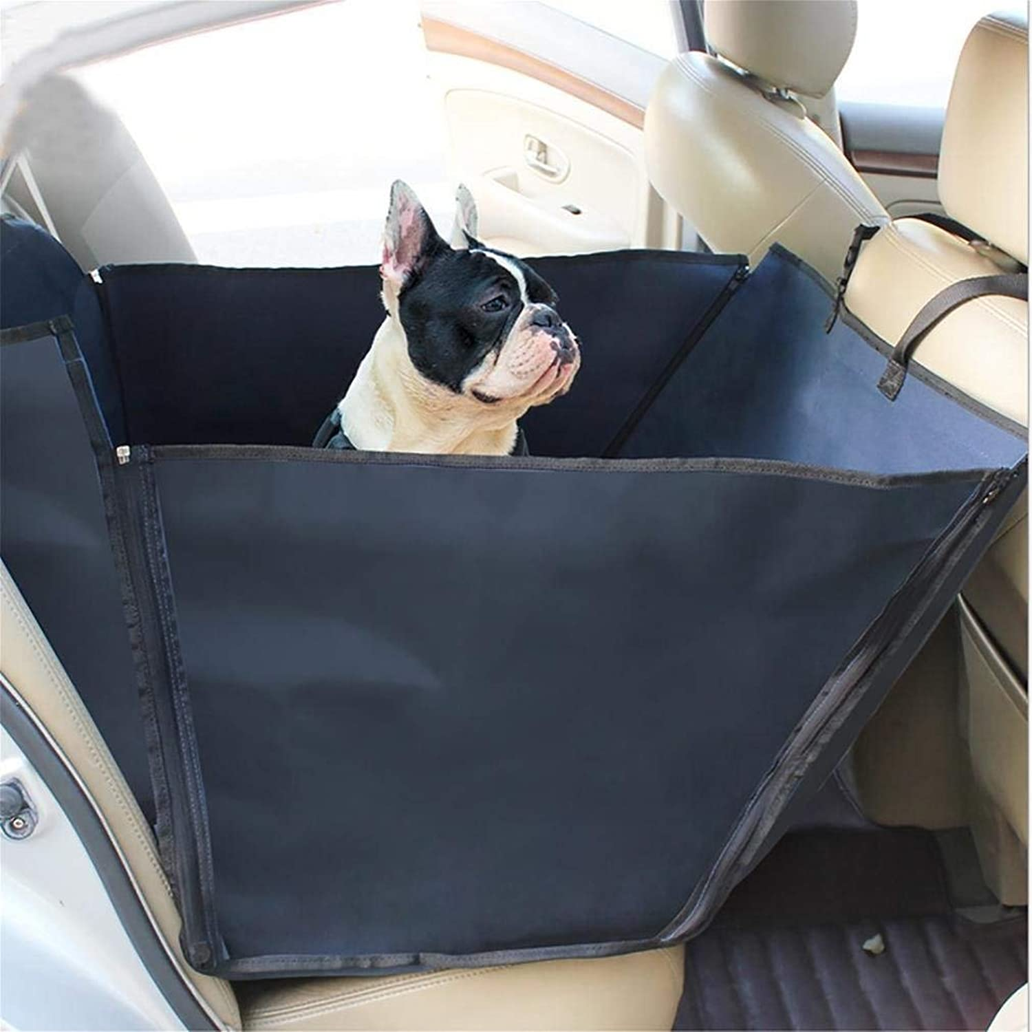 Car Pet Rear Seat Waterproof Double Car Seat Predector