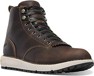 """حذاء Danner 34650 Logger 917 6"""" حذاء لايف ستايل، رقاقة شوكولاتة - 13 D"""