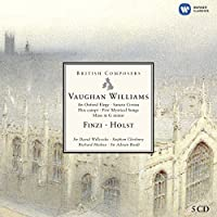 British Composers-Vaughan Williams Finzi & Holst