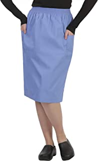 Best nurse skirt scrubs Reviews