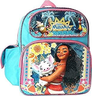 Moana Pua Heihei 12 inches Toddler Small Backpack