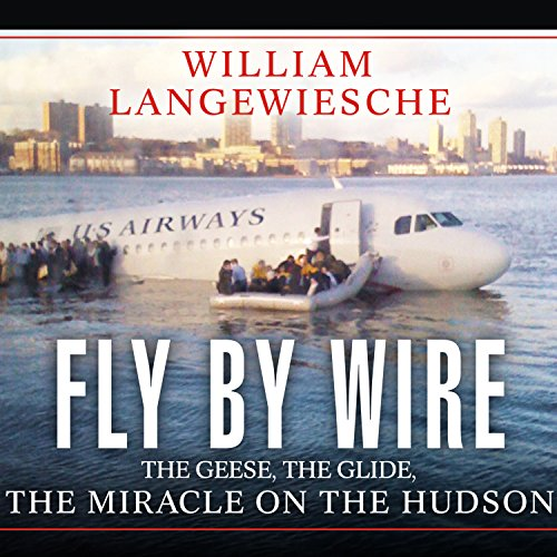 Fly by Wire audiobook cover art