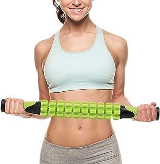 Doeplex Muscle Roller Massage Stick for Athletes, 17.5