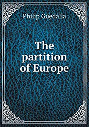 The Partition of Europe