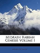 Midrash Rabbah Genesis Volume I