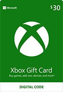 Best $30 Xbox Gift Card [Digital Code] Review