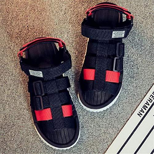 Tanxianlu Strandschoenen, heren, sandalen, zomer, teen, studenten, vrije tijd, sportschoenen