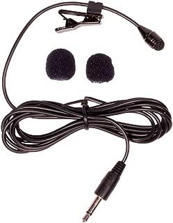 Aspen Mics HQ-M Mono Lavalier Microphone