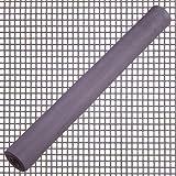 Tela mosquitera fibra vidrio gris rollo 30 metros (1 m)