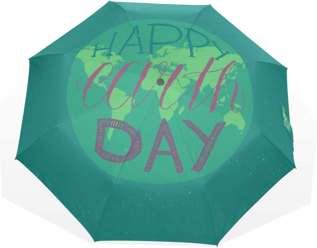 Outdoor Travel Umbrella Eco-friendly Discount mail Our shop most popular order Happy Save Earth Planet Day