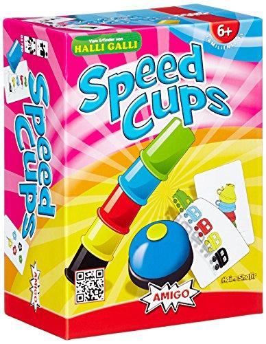 アミーゴ社カードゲーム スピードカップス(Speed caps)