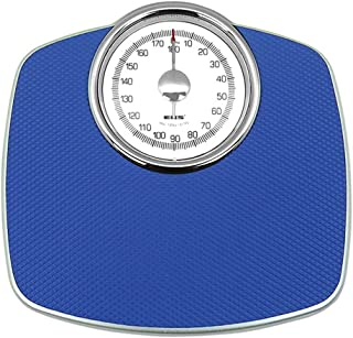 Bathroom Scale Mechanical, Medical Health Scales, Analog Dials, Sturdy Metal Platform, No Battery, Hotel/Gym/Family