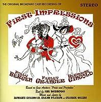 First Impressions (Original Broadway Cast)
