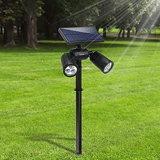 Lamparas Solares de Jardin