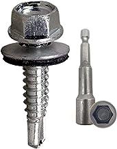 DOJA Industrial |Zelfborend met onderlegring 4,2x19 (PACK 100) met boorkop M7 (PACK 1)