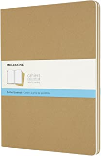 Moleskine Cahier Journal, Soft Cover, XXL (8.5