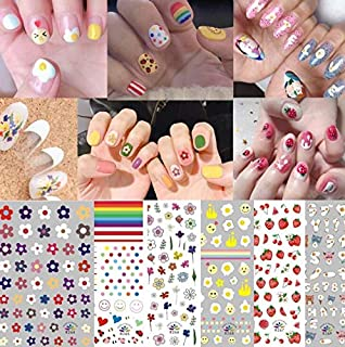 Best nail design stickers Reviews