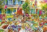 Buffalo Games - Aimee Stewart Yard Sale - 2000 Piece Jigsaw Puzzle