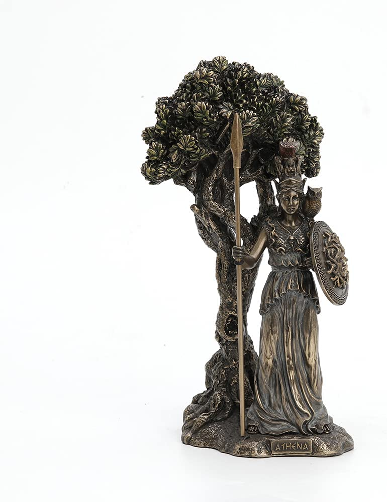 Veronese Design Resin Statues Greek Under Goddess Sales Olive T Portland Mall Athena