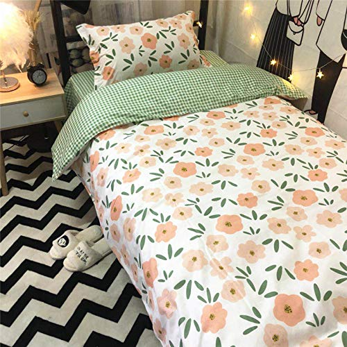 WOGQX Children rooms Guest rooms Duvet Covers,Pillowcase Comfortable Bed Quilt Cover Pillow Cover 3D Printing Bedding Full Size Bed Cover-A014_180 * 220