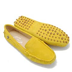 c2346ac7d1c Doris Fashion Shoes. Doris Women s Suede Leather Shoes Comfort Slip-on Loafer  Flats Driving Moccasin Work Casual Shoes