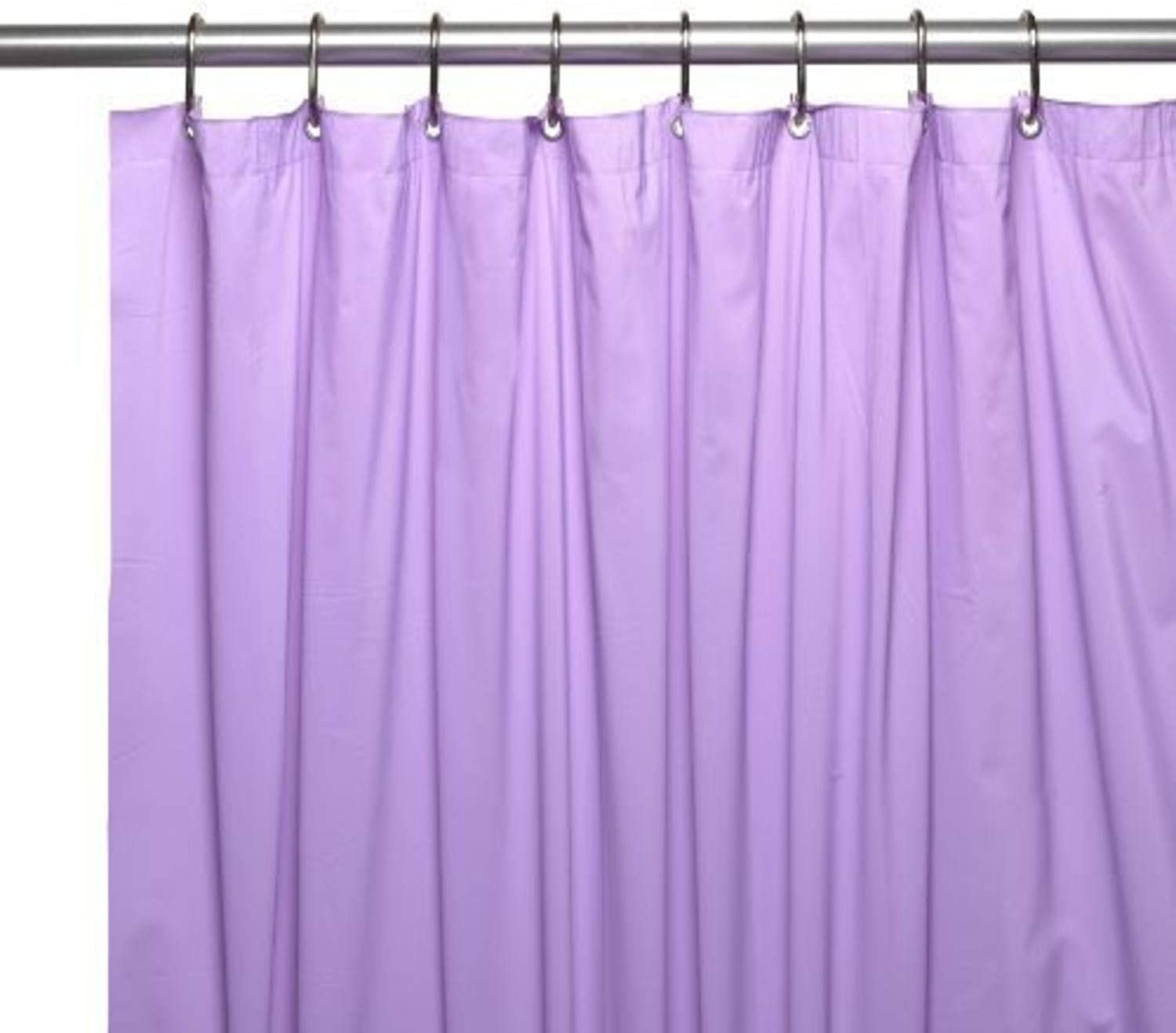 Carnation Home Fashions Hotel Collection Shower Vinyl Fresno specialty shop Mall Cu 8-Gauge