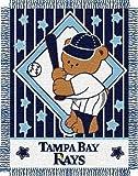 Northwest Tampa Bay Rays Blanket 36x48 Woven Baby Throw